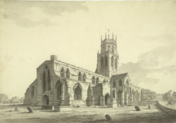 Pontefract, All Saints' Church